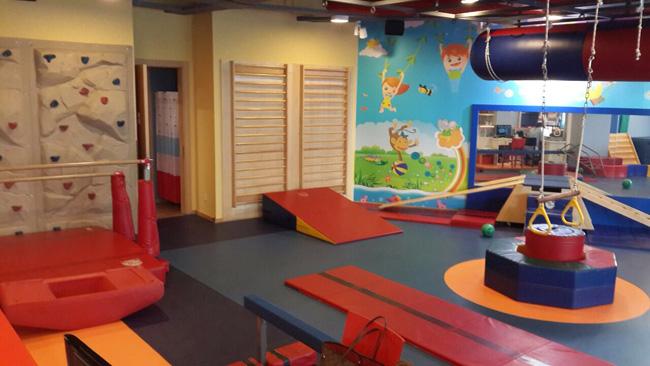 My Gym Ataşehir Şubesi Aktivite Alanı