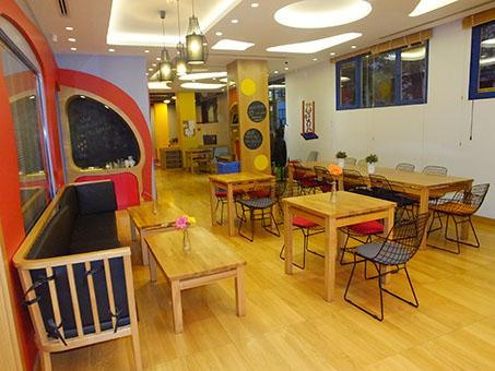 My Gym Bağdat Caddesi Cafe Alanı