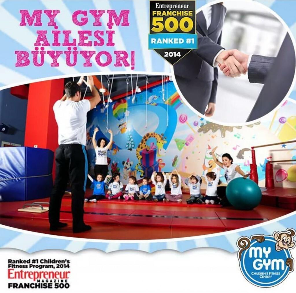 My Gym | İnsan Kaynakları | Franchise