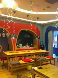 My Gym Akatlar Cafe