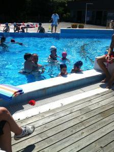 My Gym Yaz Kampı Havuz Eğlencesi