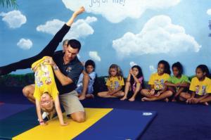 My Gym Dersleri - Cardio Kids