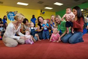 My Gym Ebeveynli Dersler | Little Bundles